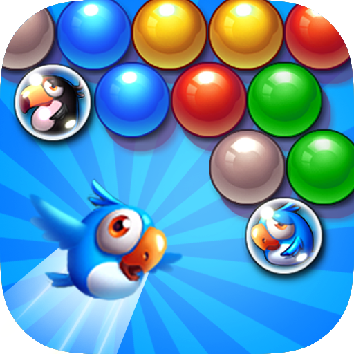 Bubble Bird Rescue 2 - Shoot! أيقونة