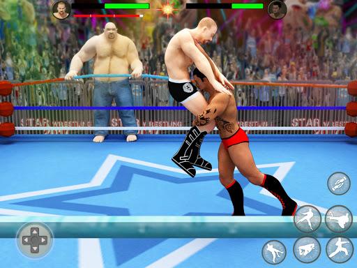 بطولة المصارعة العالمية لبطولة الفرق 6 تصوير الشاشة