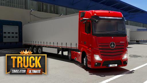 Truck Simulator : Ultimate screenshot 1