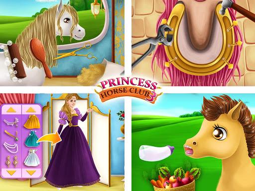 Princess Horse Club 3 - Royal Pony & Unicorn Care screenshot 10
