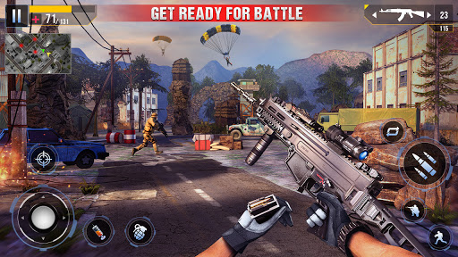 Real Commando Secret Mission - Free Shooting Games screenshot 3