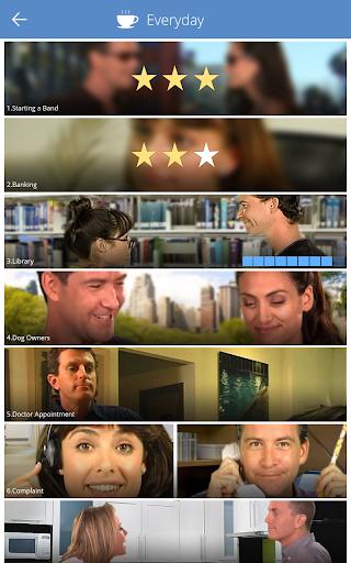 تعلم التحدث باللغة الإنجليزية 12 تصوير الشاشة