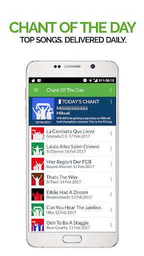FanChants: Velez Fans Songs & Chants 5 تصوير الشاشة