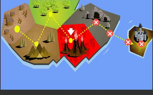 Hanuman Adventures Evolution 7 تصوير الشاشة