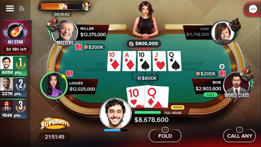 Poker Heat™ - Техасский Холдем скриншот 6