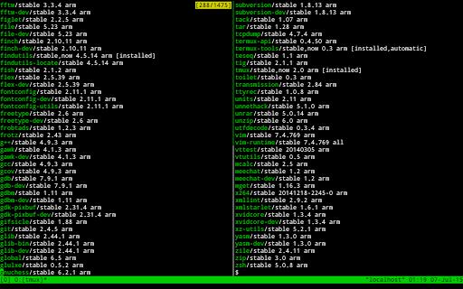 Termux screenshot 7