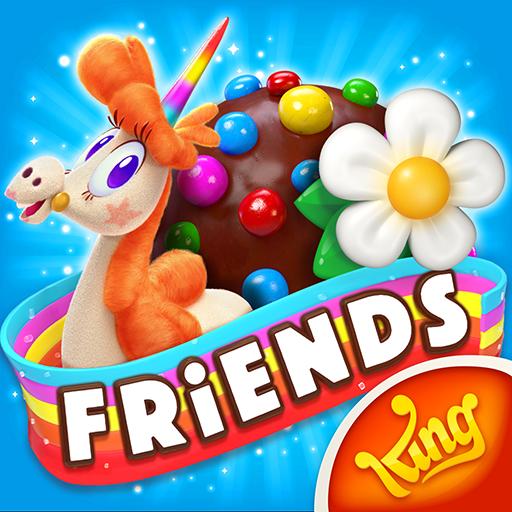 Candy Crush Friends Saga icon