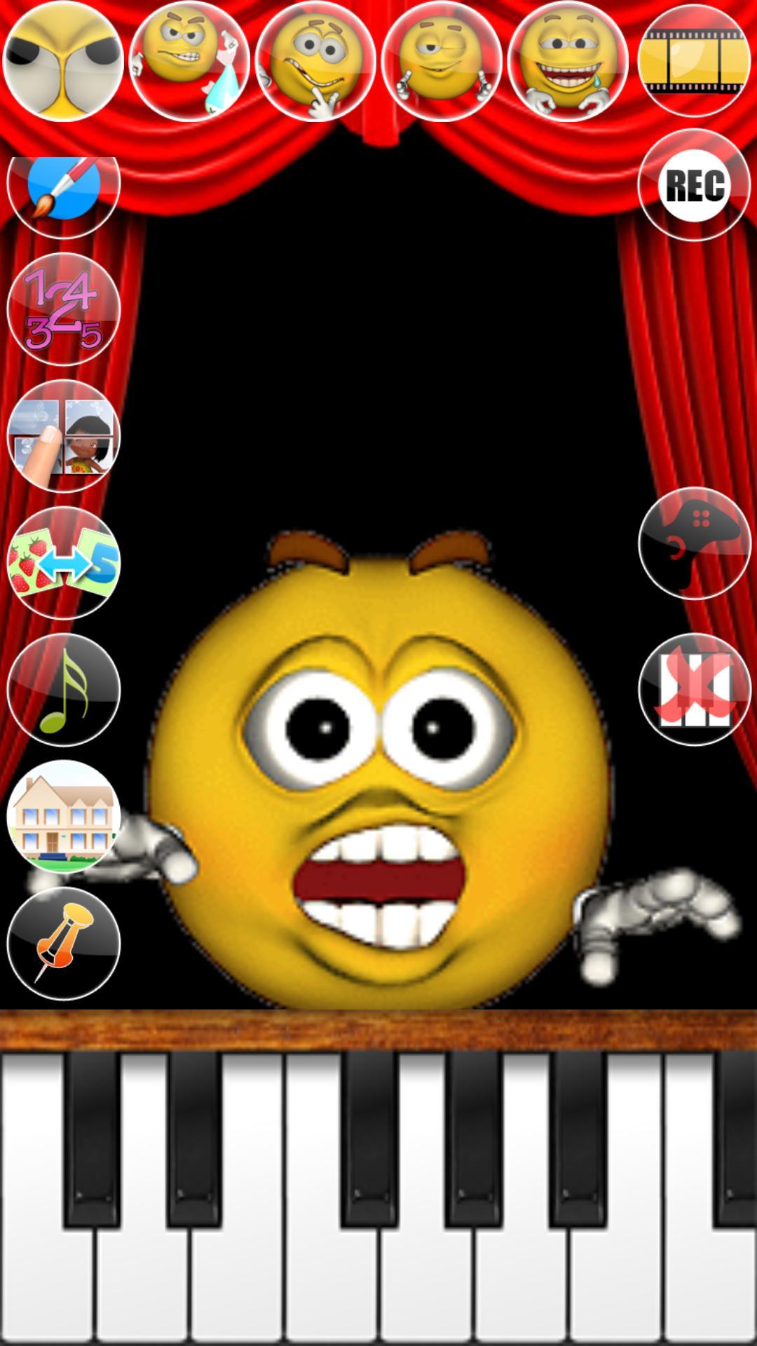 Talking Smiling Simon screenshot 3
