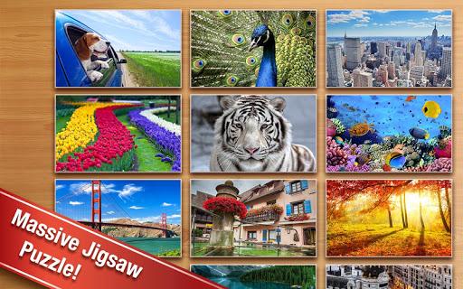Jigsaw Puzzle 10 تصوير الشاشة