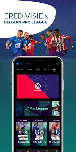 MOLA - Broadcaster Resmi Liga Inggris 2019-2022 screenshot 3