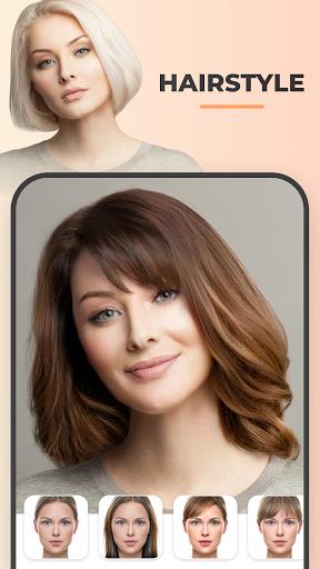 FaceApp - Face Editor, Makeover & Beauty App screenshot 6