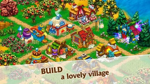 Harvest Land: Farm & City Building screenshot 3