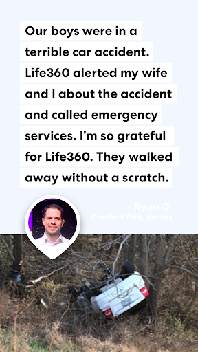 Life360: Family Locator & GPS Tracker for Safety screenshot 7