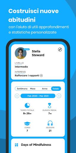 La Mindfulness App - Meditazione per tutti screenshot 6