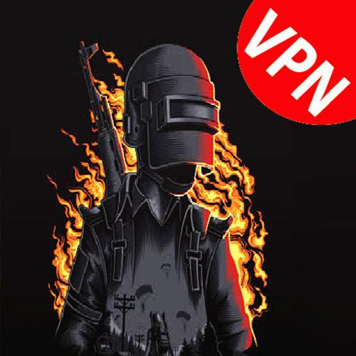 VPN For PUBG Mobile -PUB  VPN иконка