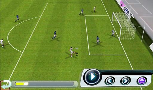 Winner Soccer Evolution 13 تصوير الشاشة