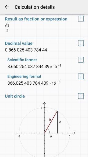 HiPER Scientific Calculator screenshot 7