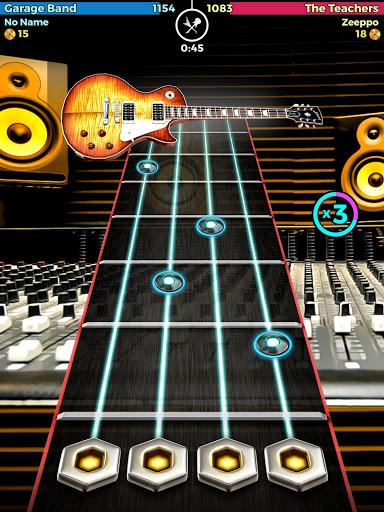 Guitar Band Battle 12 تصوير الشاشة