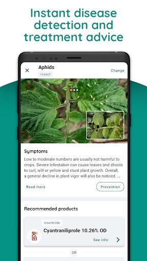 Plantix - your crop doctor screenshot 1