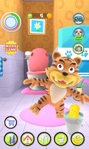 Talking Tiger screenshot 8