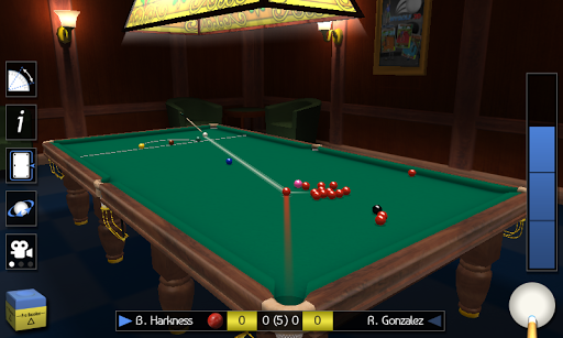 Pro Snooker 2021 screenshot 1