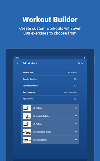 Fitify: Workout Routines & Training Plans screenshot 10