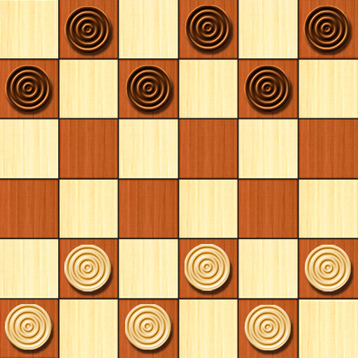 Checkers - strategy board game icon