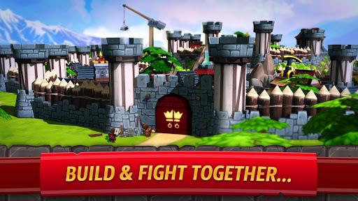 Royal Revolt 2: إمبراطورية RPG - حرب جيش تصادم 7 تصوير الشاشة
