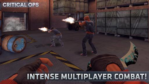 Critical Ops: Multiplayer FPS screenshot 8