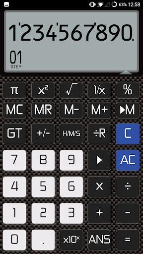 Calculator - CASIO style Multi calc with Remainder screenshot 10