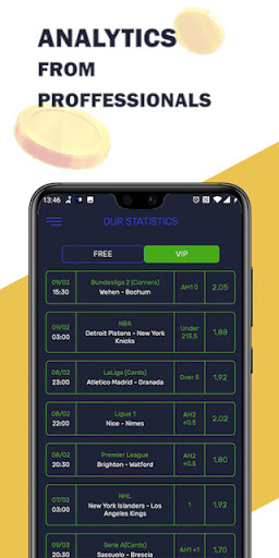 BetWin - sports predictions screenshot 2