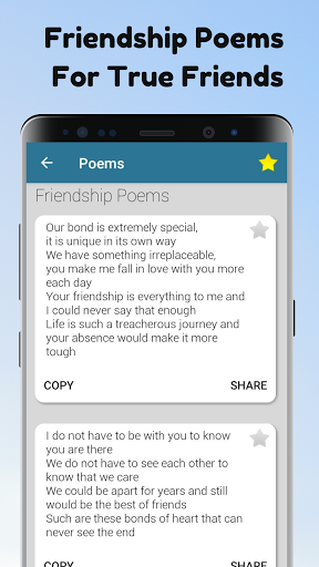 Poems For All Occasions - Love, Family & Friends screenshot 5