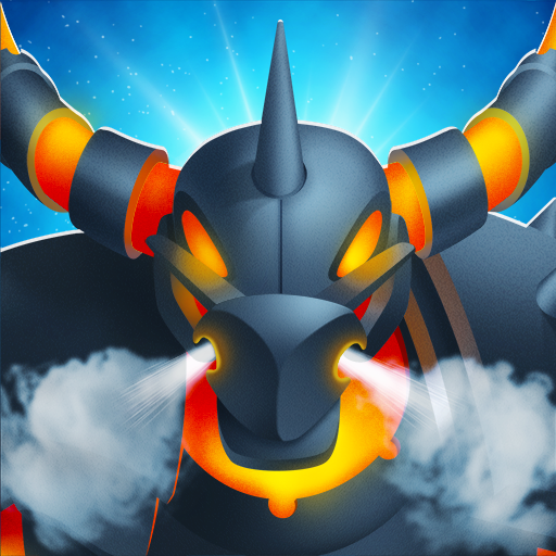 Monster Legends: Breed & Merge Heroes Battle Arena icon