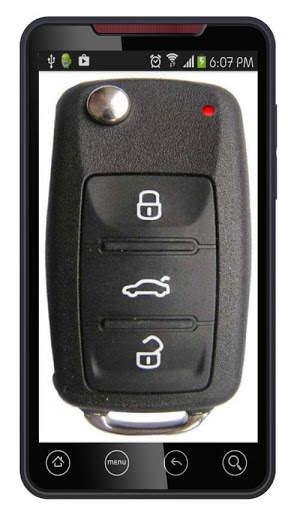 مفتاح السيارة عن بعد قفل محاكي 11 تصوير الشاشة
