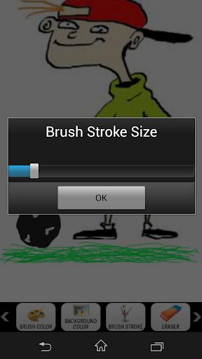 Paint Brush Drawing screenshot 4