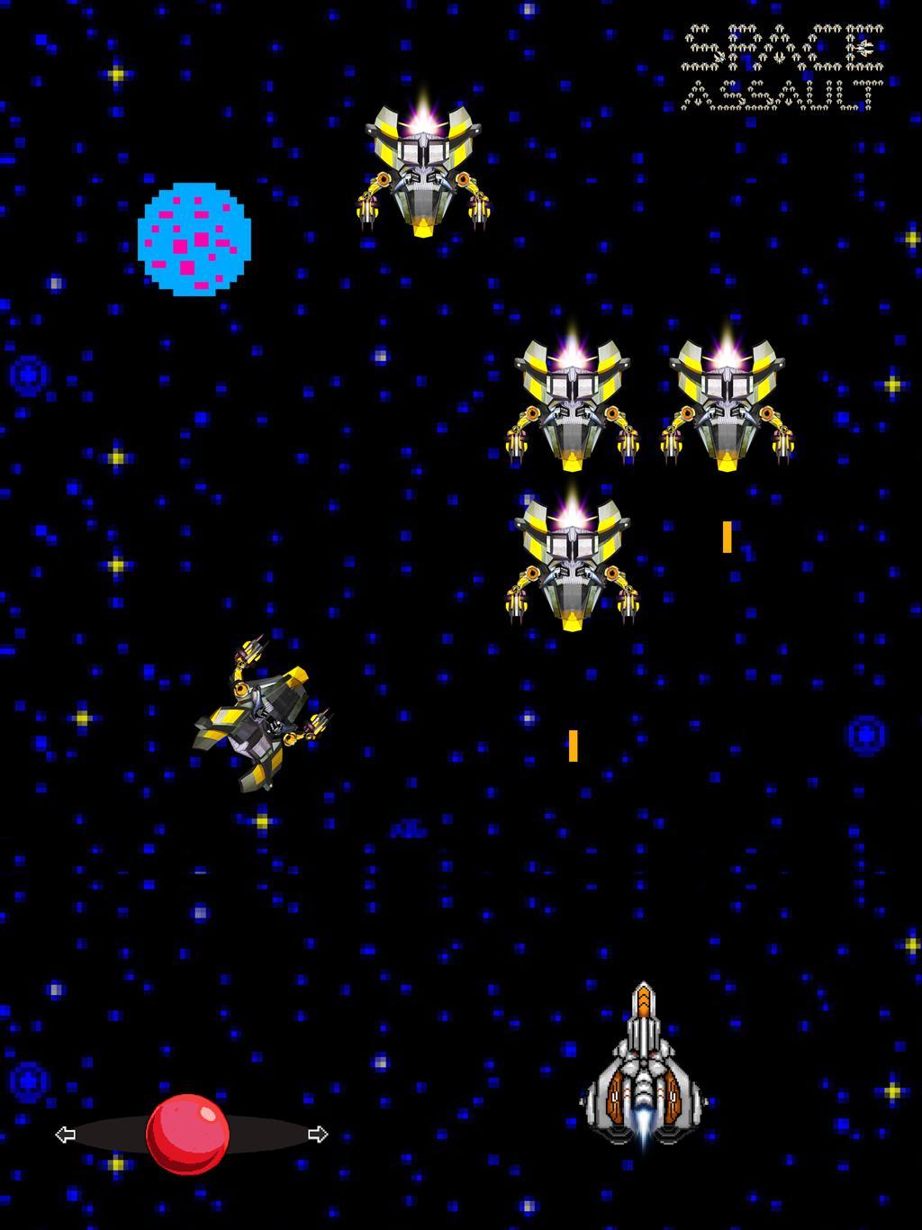 Space Assault: Space shooter 5 تصوير الشاشة