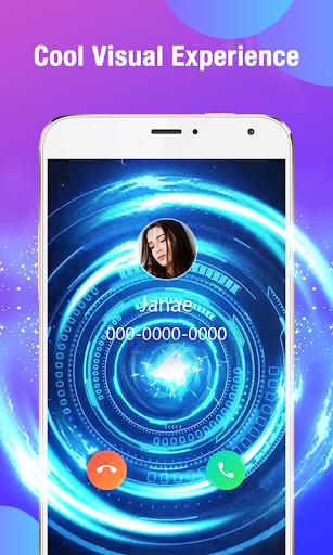 Call Flash - Color Phone Caller Screen, LED Flash 4 تصوير الشاشة