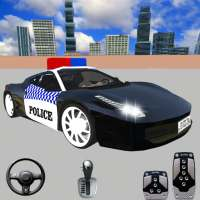 New Game Police Car Parking Games - Car Games 2020 on 9Apps