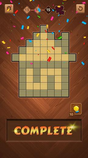 Jigsaw Wood Block Puzzle screenshot 7