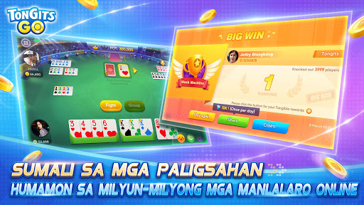Tongits Go - Exciting and Competitive Card Game screenshot 4