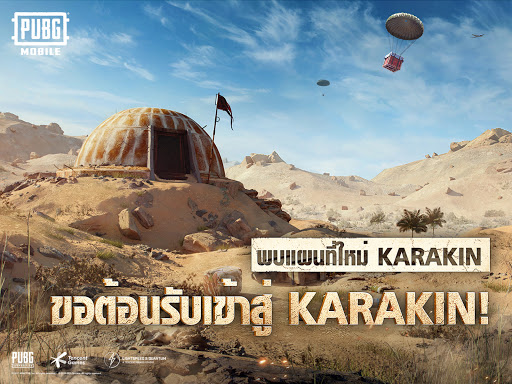 PUBG MOBILE - KARAKIN screenshot 18
