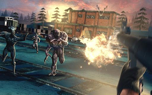 ZOMBIE Beyond Terror: FPS Survival Shooting Games screenshot 2
