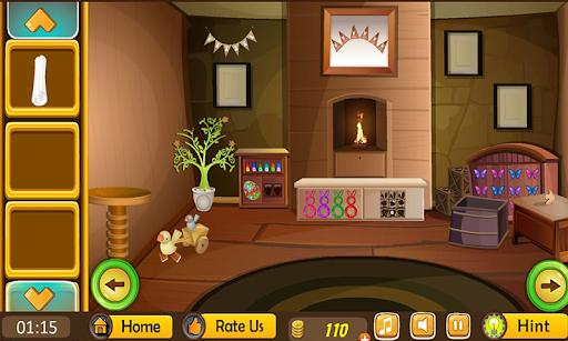 101 لعبة جديدة مجانا الهروب غرفة - مغامرة الغموض 5 تصوير الشاشة