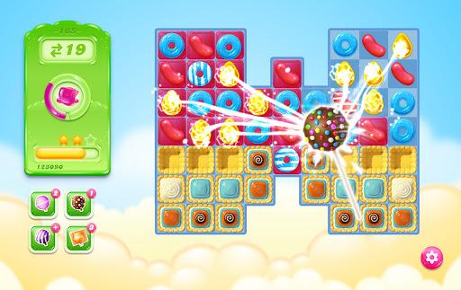 Candy Crush Jelly Saga 24 تصوير الشاشة