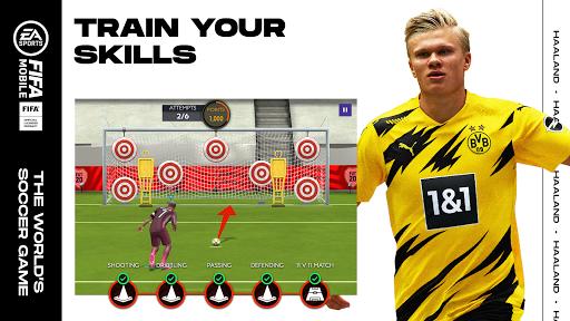 FIFA Soccer screenshot 2