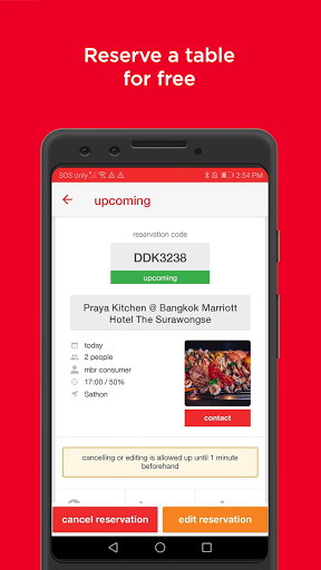 eatigo – discounted restaurant reservations screenshot 6