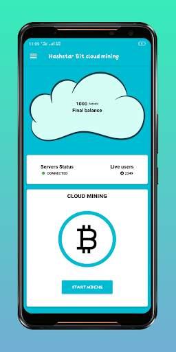 Hashstar Bit - Bitcoin Cloud Mining screenshot 4