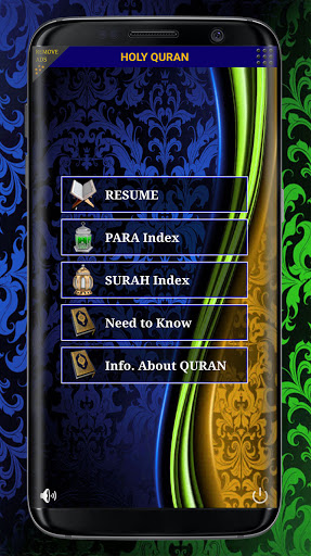 HOLY QURAN (Read Free) screenshot 1