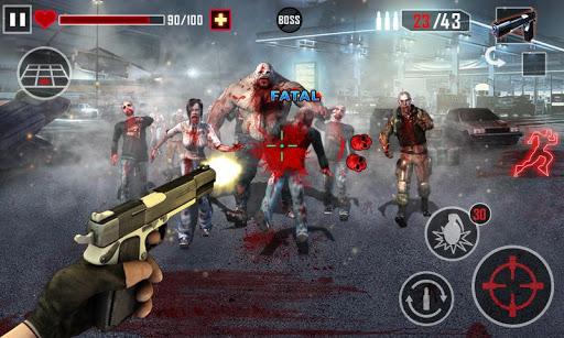Zombie Killing - Call of Killers 4 تصوير الشاشة