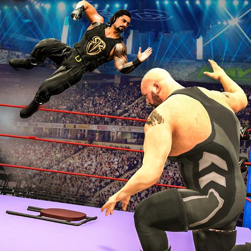 Real Wrestling Revolution: Wrestling Games icon